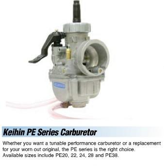 Keihin PJ-PWM-PE-Carburetors@ PJMotorsports com